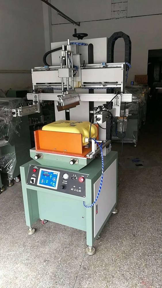 太原电子烟管曲面丝印机厂家半自动丝印机