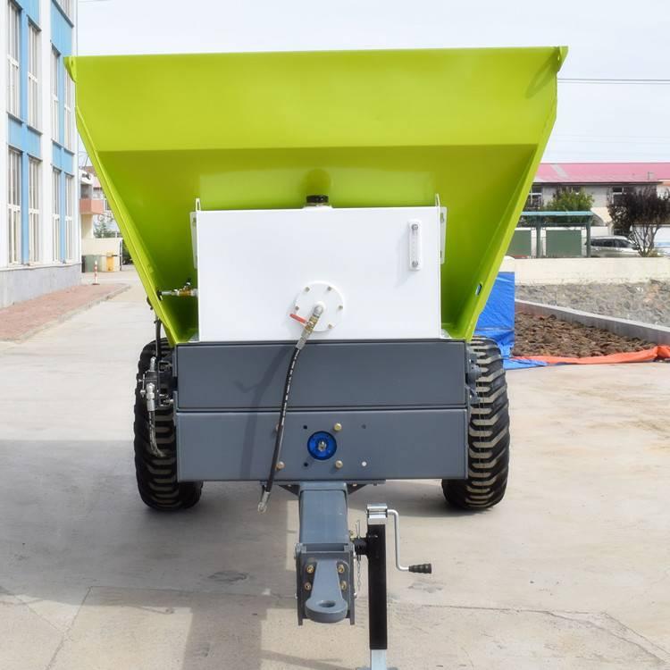 供应大连雨林有机肥抛粪车 有机肥抛撒机