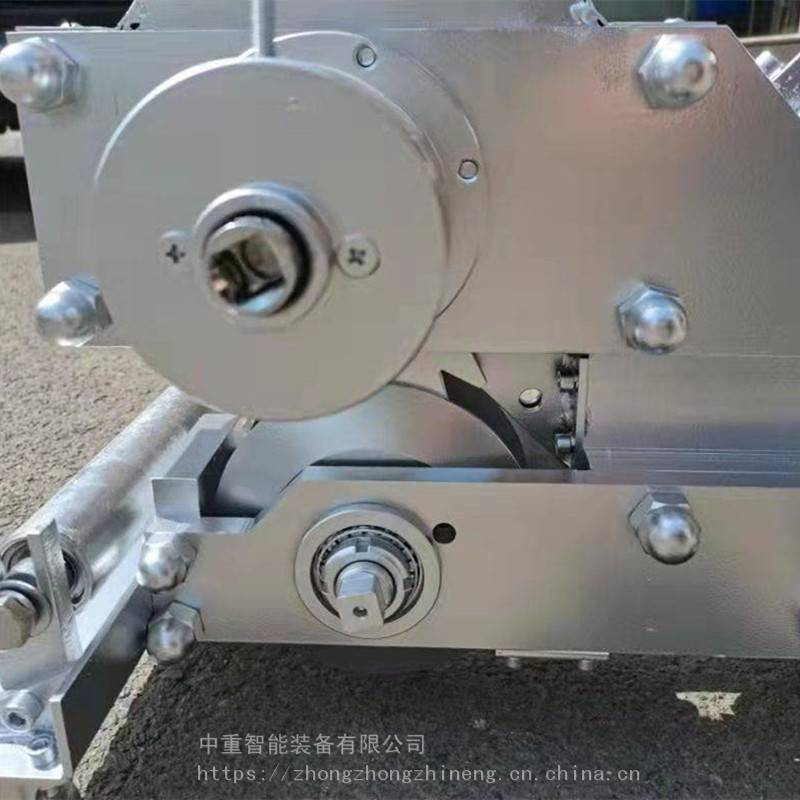量大從優便攜式鋼絲繩輸送帶省時高效便攜式鋼絲繩輸送帶SCBC-6K型便攜式鋼絲繩輸送帶