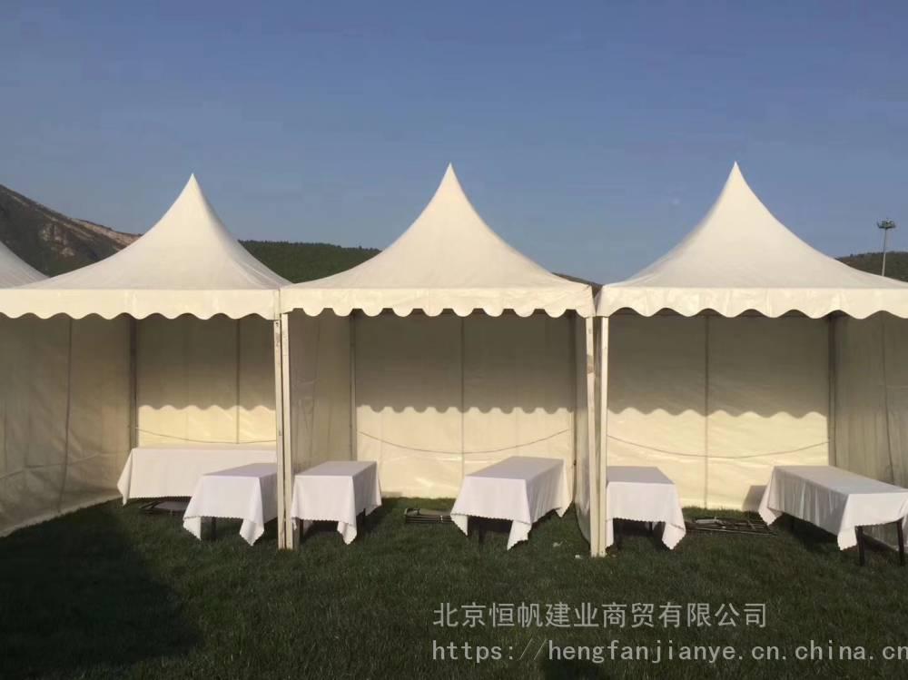 厂家供应铝合金欧式篷房