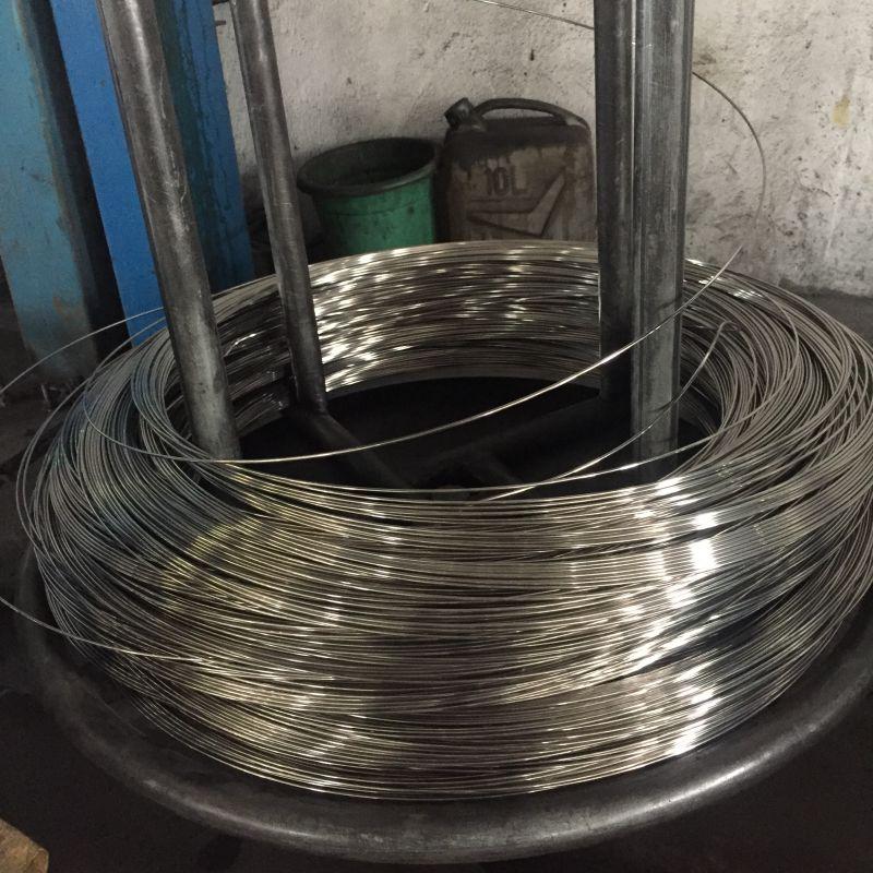 江苏兴化戴南厂家供应不锈钢丝弹簧丝 兴化市嘉泰不锈钢制品厂