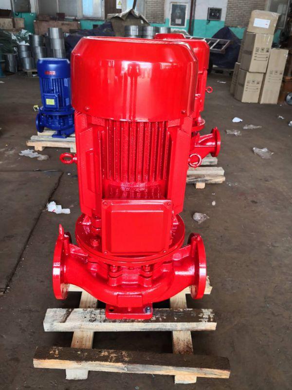 消防栓泵供应XBD4.4/20G-L18.5KW3CF不锈钢