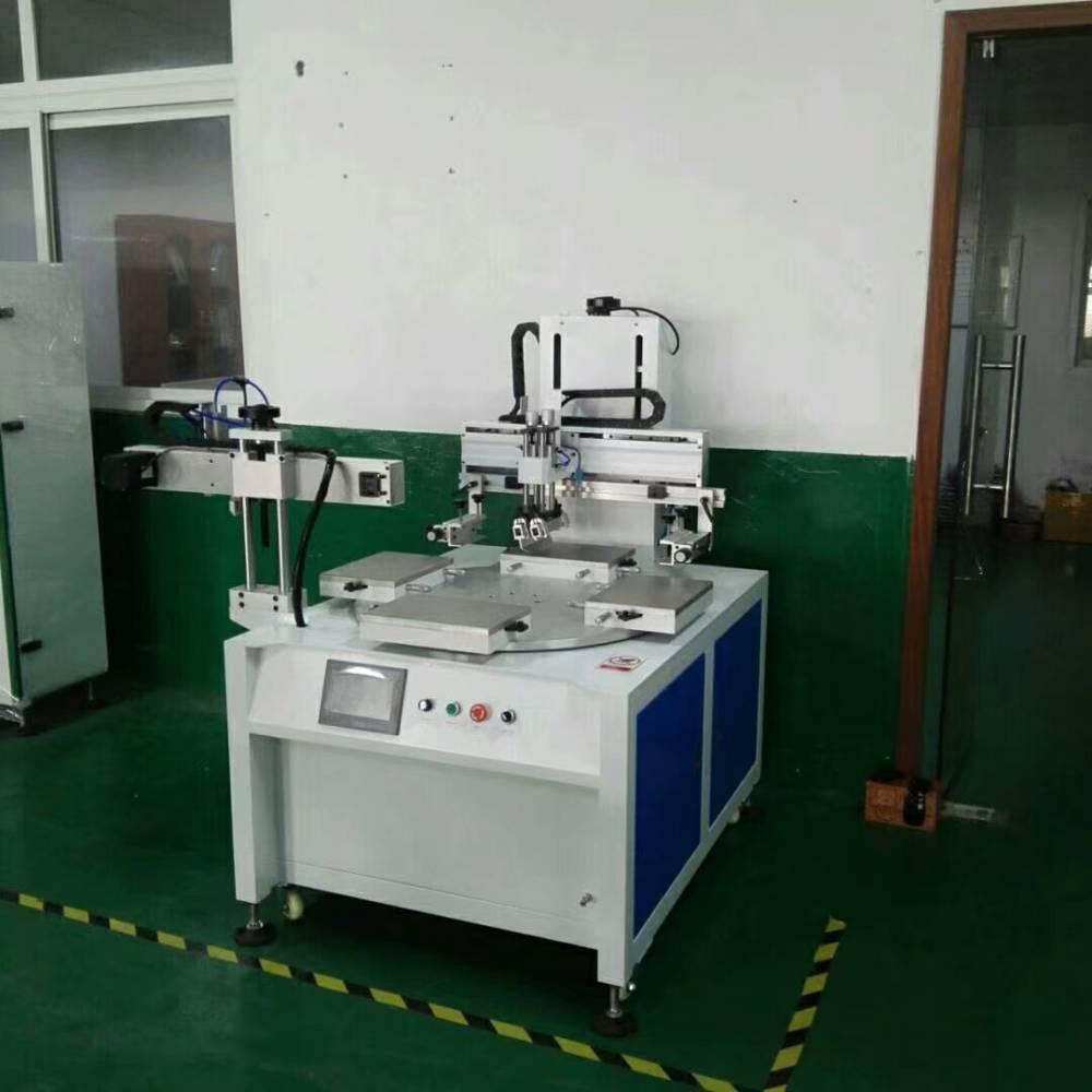 河源化妆笔曲面丝印机厂家半自动丝印机