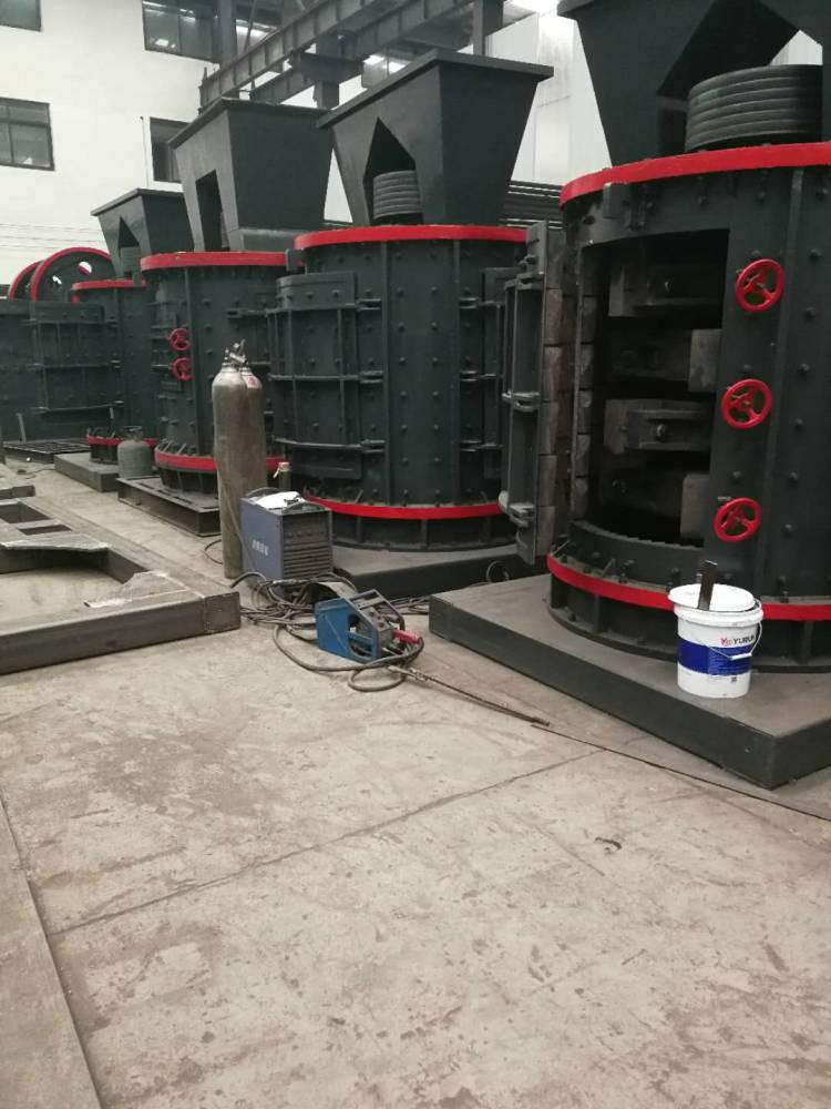 湖北立式制砂机都有哪些型号产量以及报价