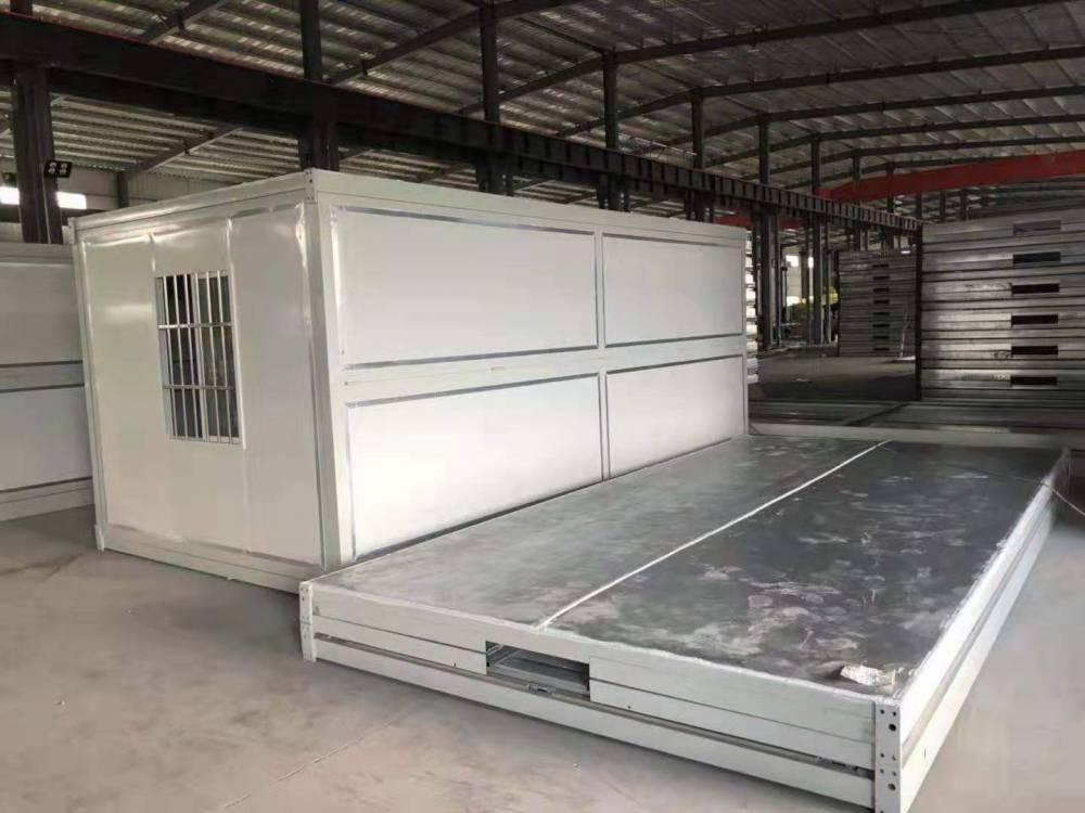供应集装箱房 出租折叠式集装箱房 新型防水折叠集装箱厂家