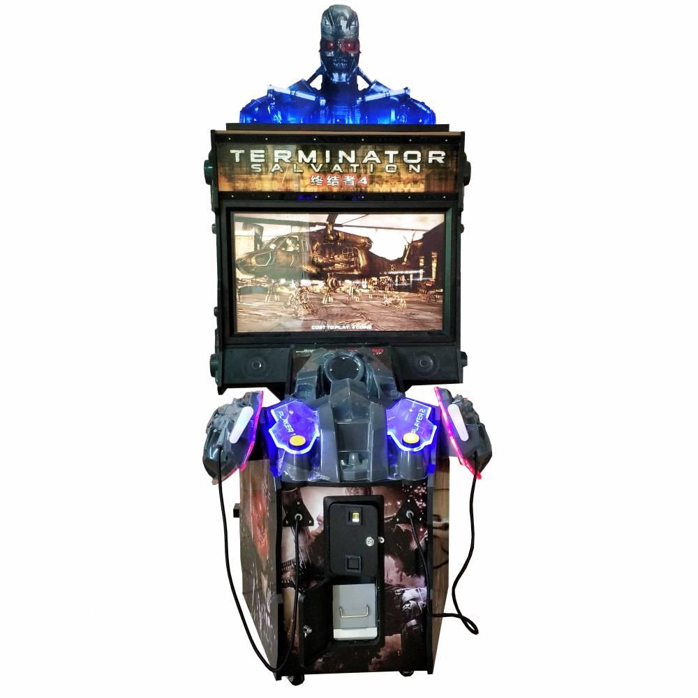 供应室内游乐场设备电网城游戏机终结者4