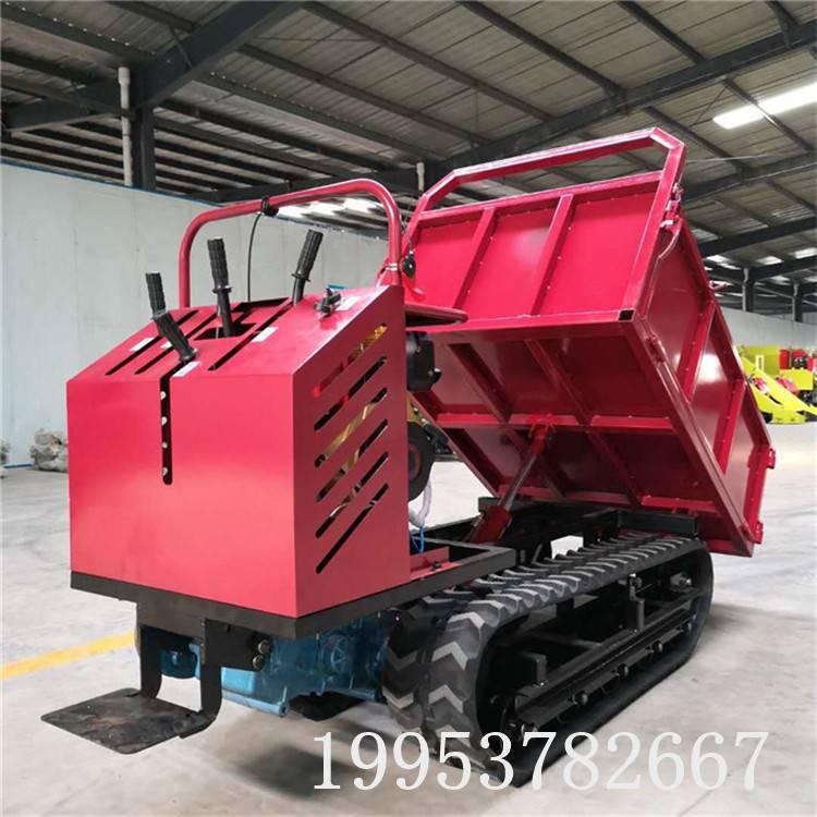 工程使用手推履带车/农用履带运输车爬山虎/适合各种路况