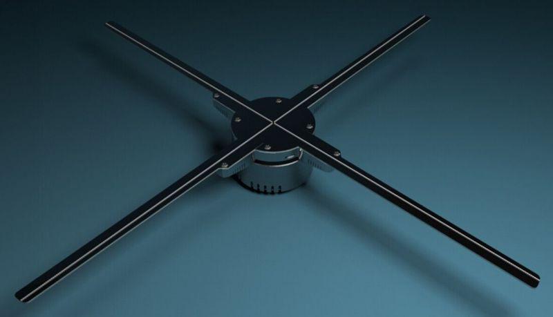 3D广告机,立体成像,画面炫酷,高端大气吸引眼球