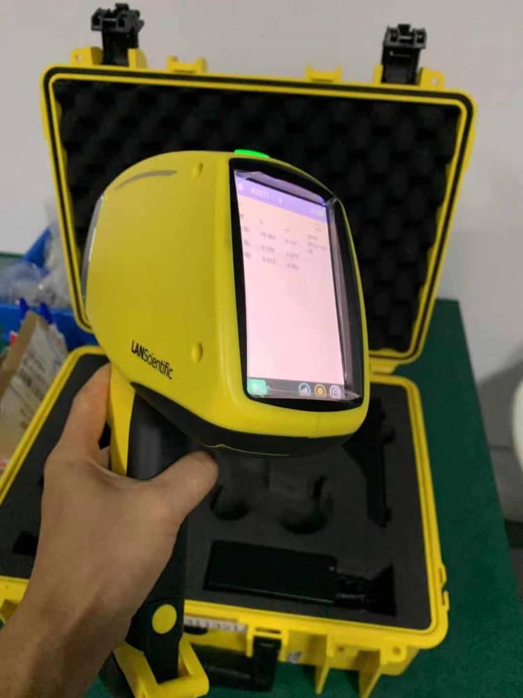 手持式光谱仪检测不锈钢成分及牌号筛选