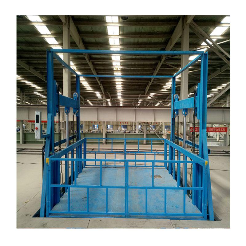 导轨式升降机/液压升降货梯