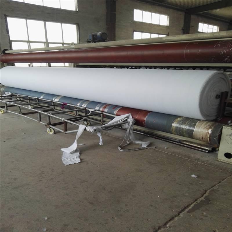厂家生产300克国标型非织造土工布