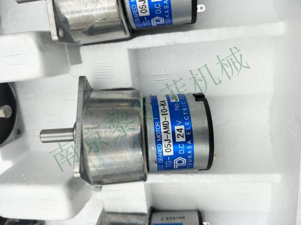 日本TSUKASA无刷直流电动机TG01GRU672KA驰卡