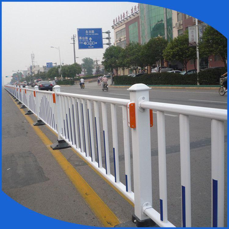 公路护栏-市政锌钢护栏-道路护栏-锌钢护栏-交通设施防护栏-路基护栏-道路隔离防撞栏杆