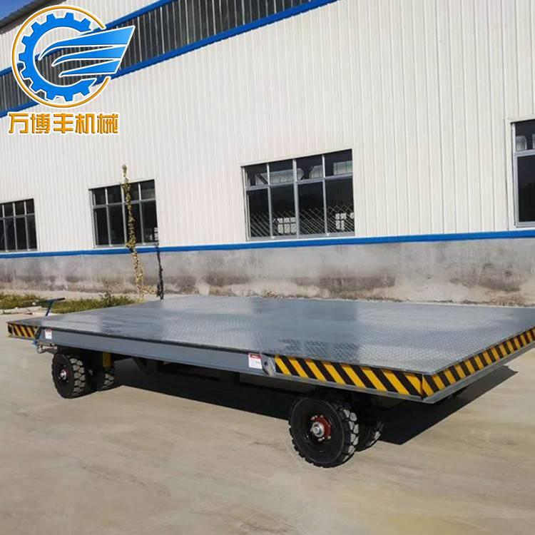 平板牵引拖车底盘平板车视频拖车平板价格重型平板车定制