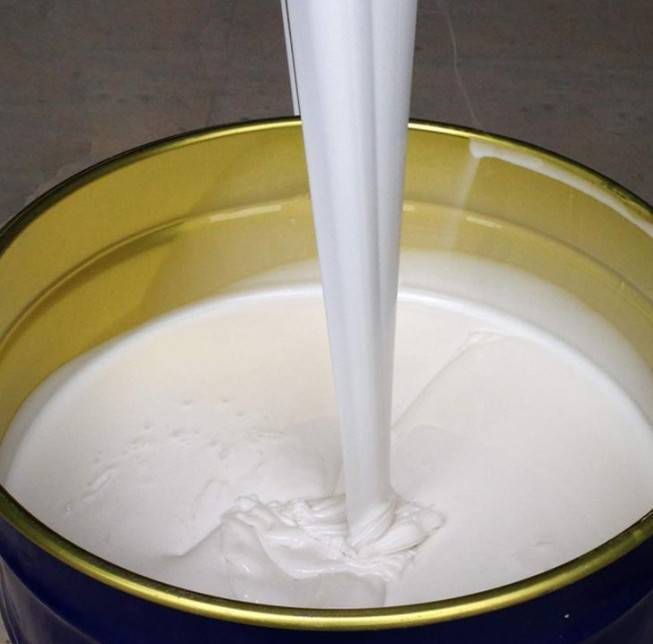 白色翻模硅胶 液体模具硅胶生产厂家