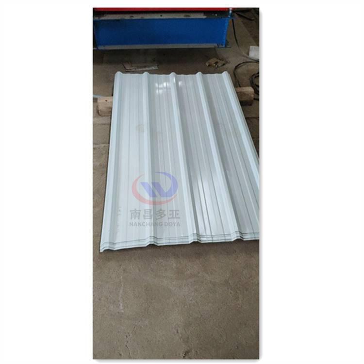 YX25-210-840型白银灰铝镁锰板、彩钢板