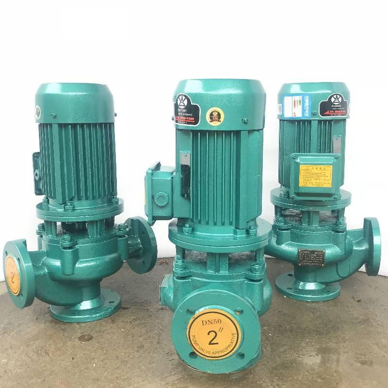 惠州沃德80GW65-25-7.5废水排污泵7.5KW