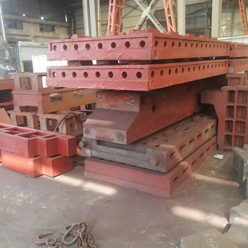 供应大型铸件 大型机床铸件 大型床身铸件 数控加工中心铸件 立加铸件
