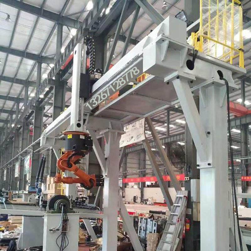 齒條模組桁架機械手桁架機器人天軌重型重載直線龍門三軸滑臺