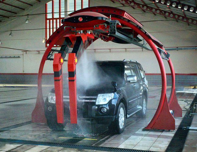 杭州佩德卡全自动洗车机急速J30