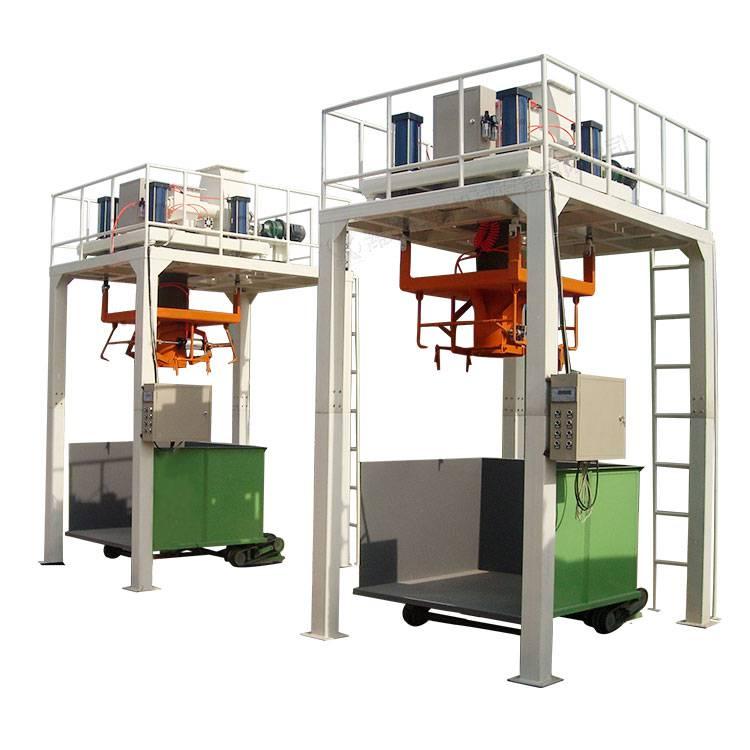潍坊科磊生产氧化铝粉吨袋包装机,大袋包装机生产厂家