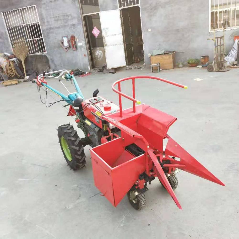 玉米收割机价格 苞米收割机 收割玉米机
