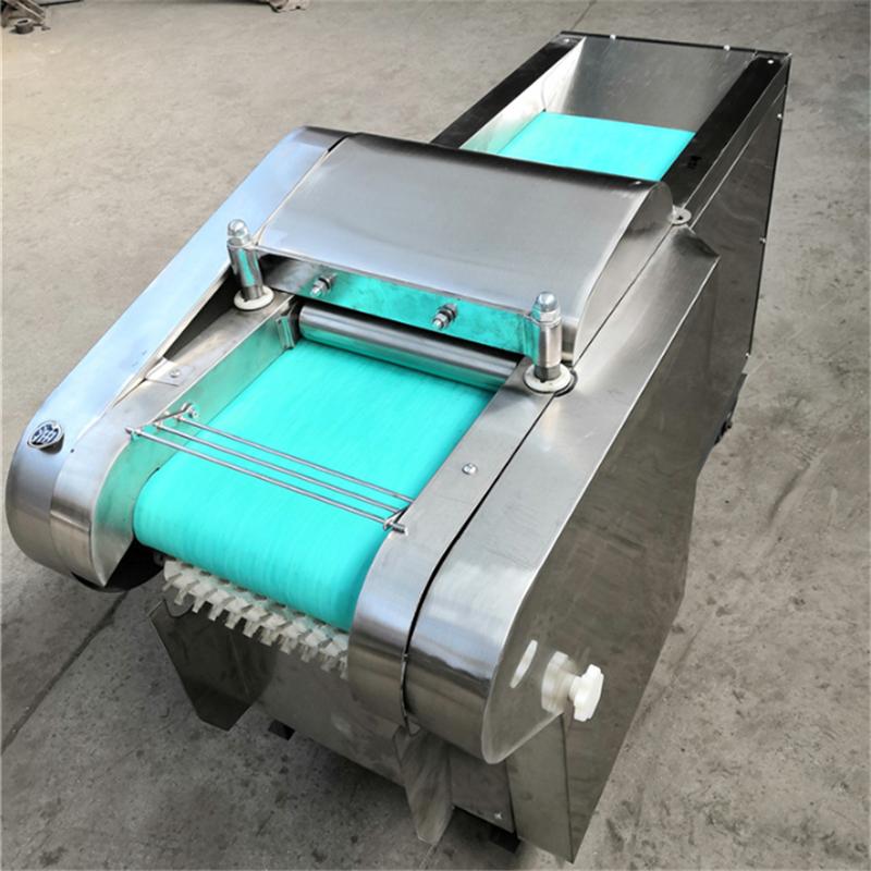河北苦瓜切片机 豆腐切块机 宇晨机械厂家支持定做加宽加高