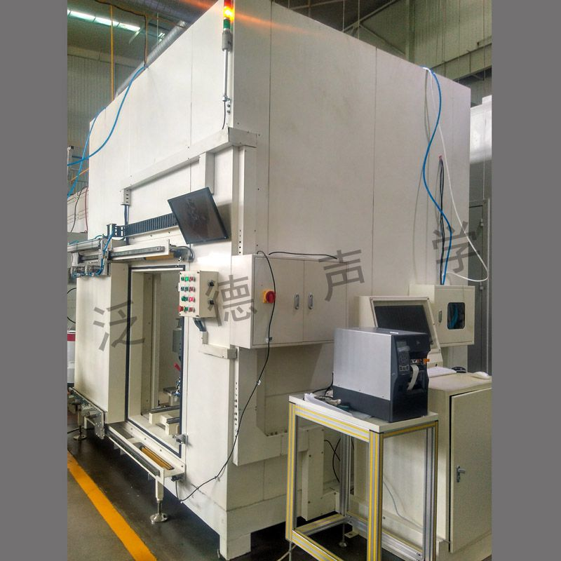 为河野精机建造静音房 上海厂家专业设计定制