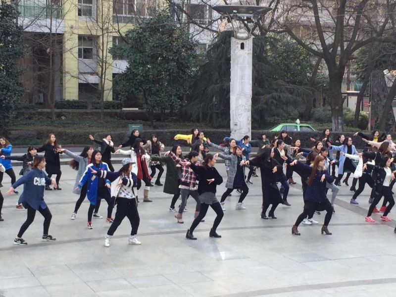 成都爵士舞培训班-【聚星舞蹈】-2019热门课程限时优惠