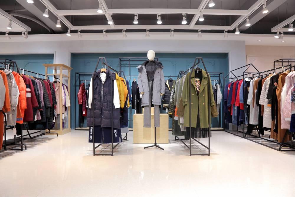 杭州一线品牌女装尾货批发 女装实体店 品牌折扣服装进货渠道