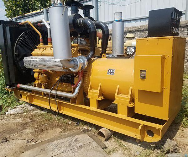 二手发电机600千瓦柴油发电机组旧无锡动力发电机出售