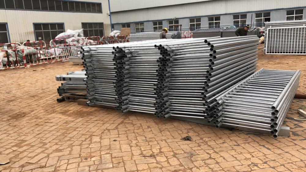 久卓 道路护栏生产厂家 质量过硬 人行道护栏价格 量大优惠