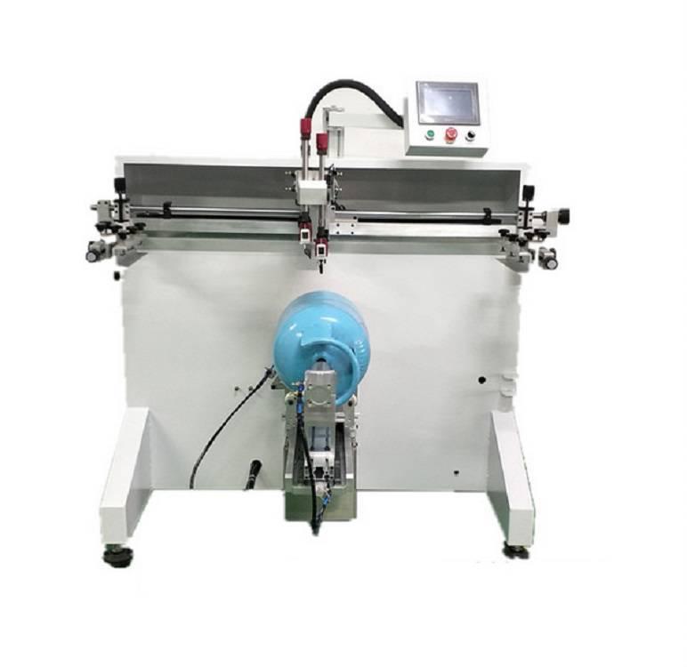 徐州垃圾箱平面丝印机厂家全自动丝印机