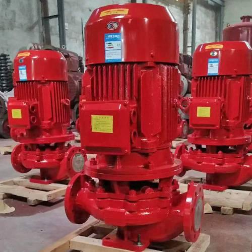 上海优质消防泵厂家 XBD消防喷淋泵 北洋泵业供应批发 一用一备消防设备配巡检柜