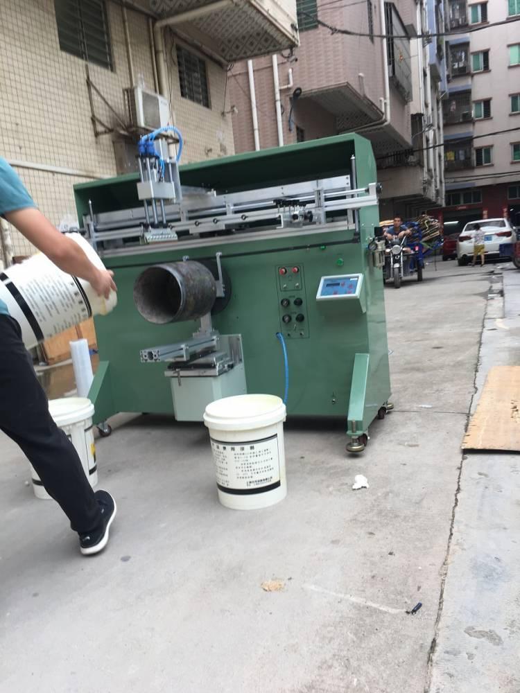 济源瓶盖曲面丝印机厂家半自动丝印机