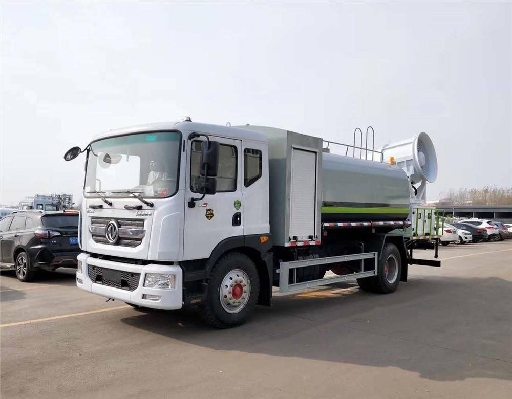 保山東風12噸灑水車銷售電話