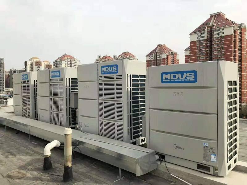 如何維護大型商用中央空調