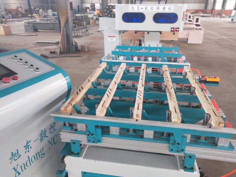 木工数控榫槽机 数控木工榫槽机