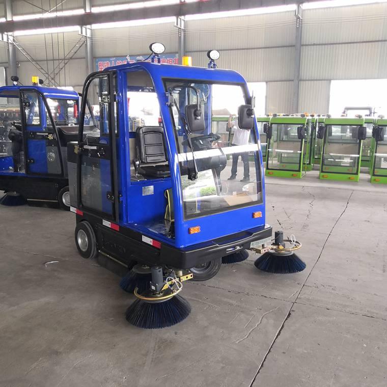 西安驾驶室电动扫地车售后可信赖