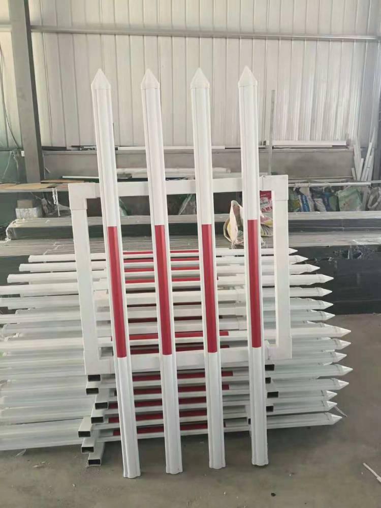 四川攀枝花塑鋼PVC圍欄護欄欄桿*防護柵欄