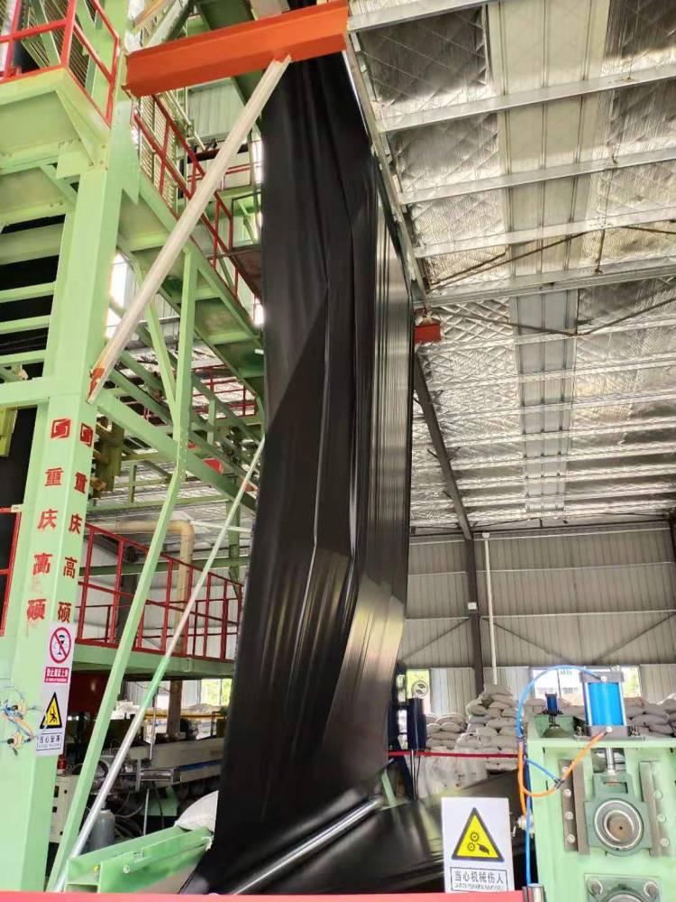 重庆土工膜、复合土工膜生产厂家,备货中/防渗膜来电定做