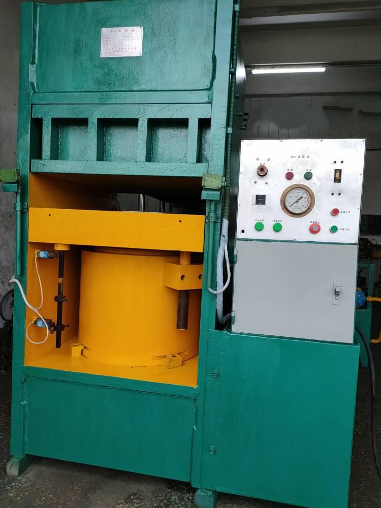 500吨二手框架油压机拼图机压务机合模机低价出售