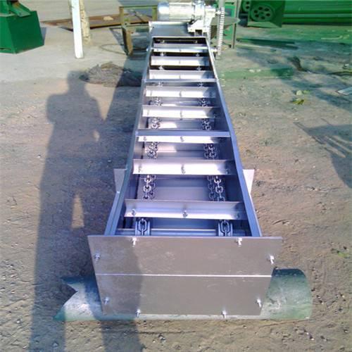 304不锈钢刮板式输送机