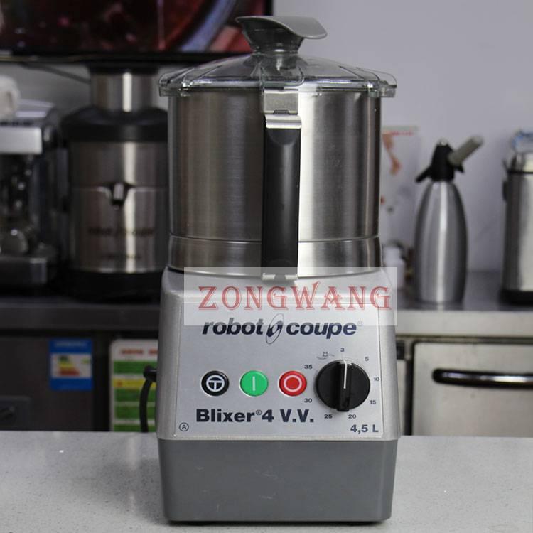 法国 Robot-coupe乐伯特均质机Blixer 4v.v. 调速乳化搅拌机 榛子酱机
