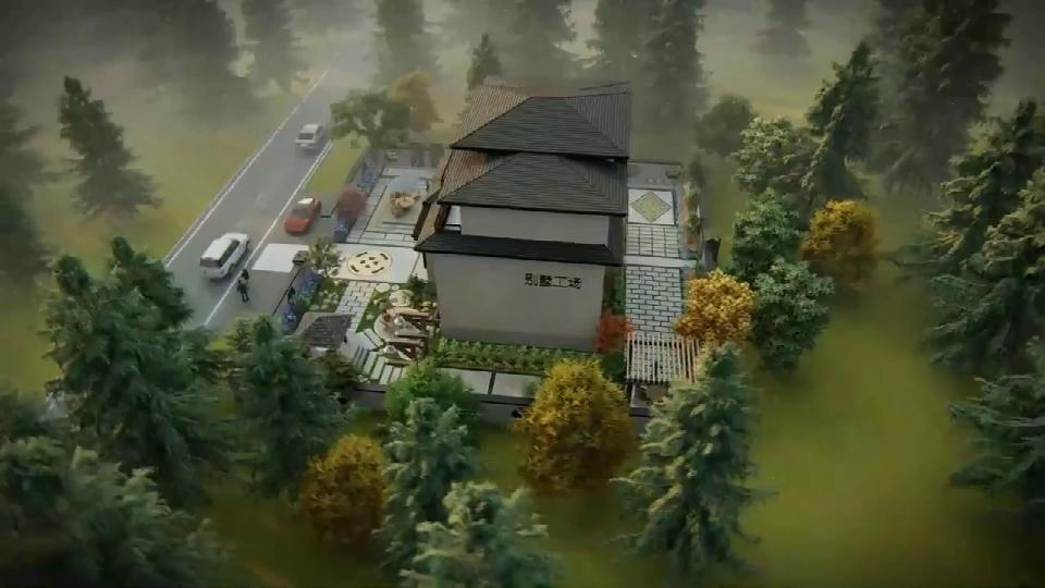 中億世家 中式別墅11
