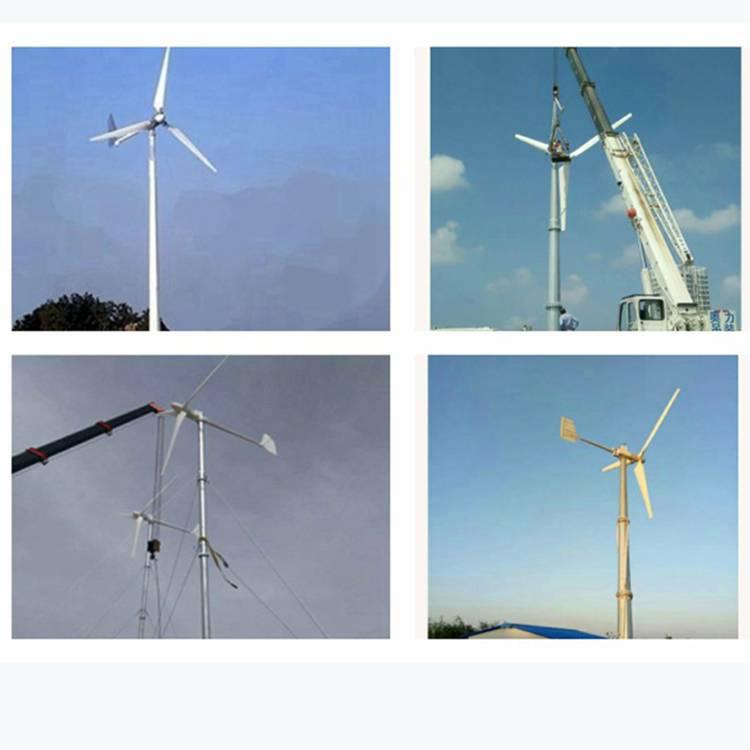 吉林风力发电机30kw大功率 稀土永磁发电机 水力发电机 低速永磁发电机