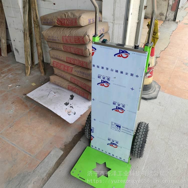 電動爬樓車鋁合金履帶載物爬樓機
