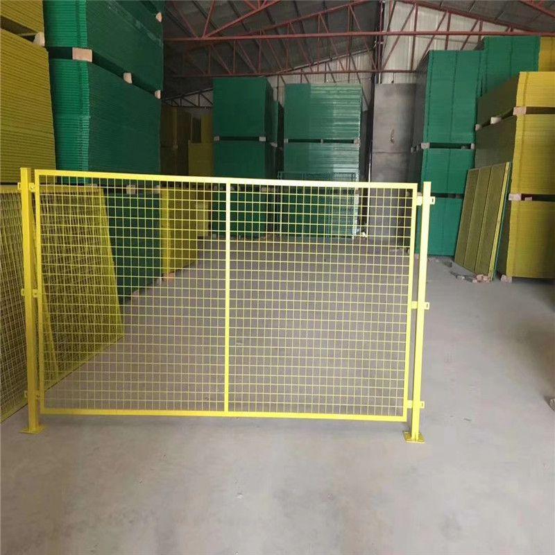 车间隔离围栏 市场摊位隔离网 仓库隔离栅
