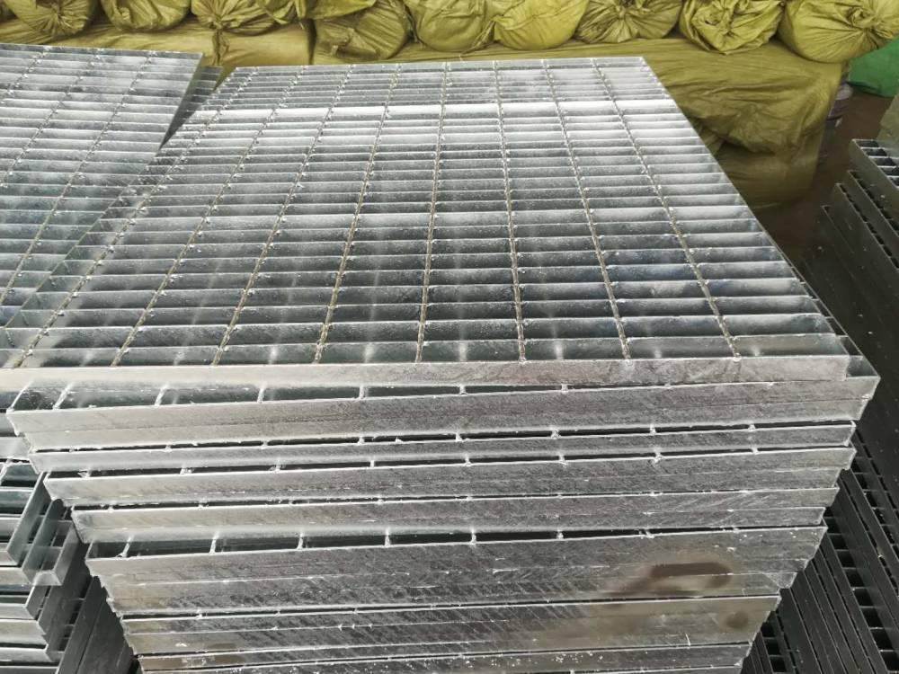 海唐钢格板 钢格栅 热镀锌平台板