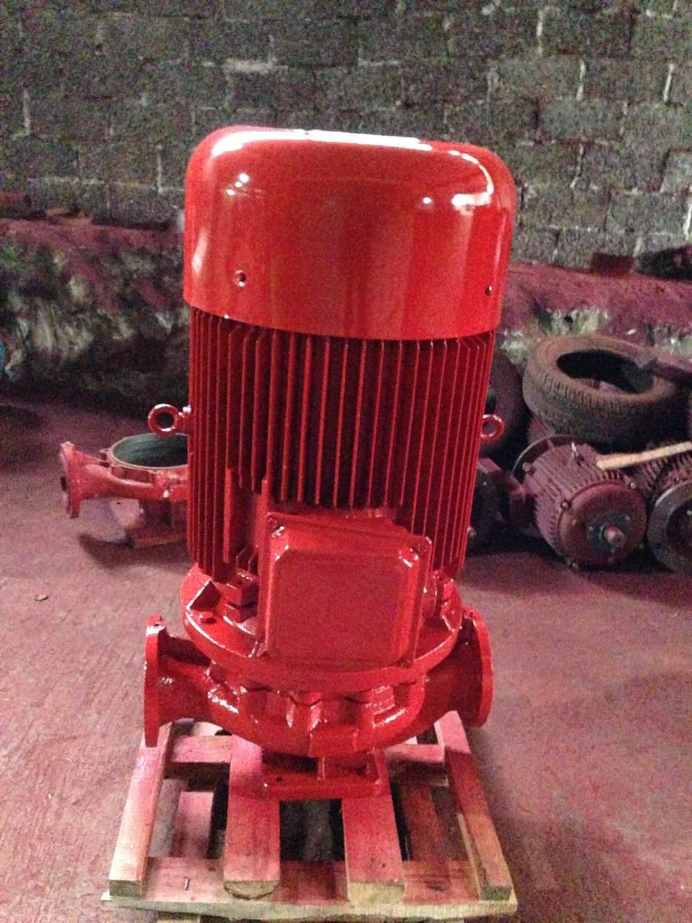 消防泵立式單級消防泵噴淋系統加壓泵增壓穩壓設備高揚程消火栓泵